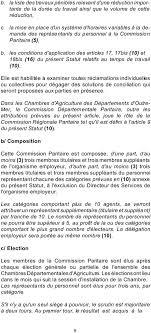 statut chambre d agriculture statut du personnel administratif des chambres d agriculture pdf