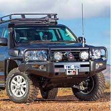 toyota land cruiser bumper arb deluxe bar bumper toyota land cruiser 200 series 2012 on