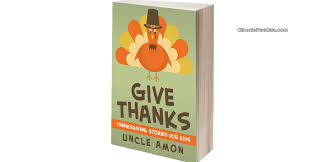 free thanksgiving stories for book on