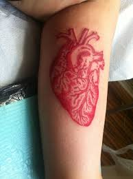 best 25 red ink tattoos ideas on pinterest red tattoos colour