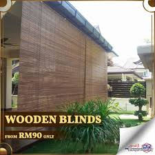Cheap Wood Blinds Sale Cheap Wooden Blinds Nylon Outdoor And Indoor Bidai Kayu Nylon M