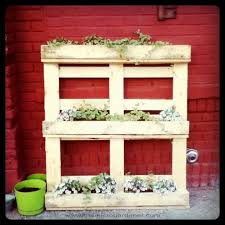 Build A Toy Box Out Of Pallets by 20 Creative Ways To Upcycle Pallets In Your Garden The Micro