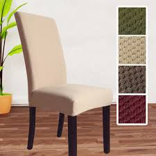 Stretch Chair Covers Aliexpress Com Buy High Quality Thick Knitted Fabric Universal