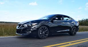 nissan maxima york pa 2017 nissan maxima sr midnight edition hd road test review