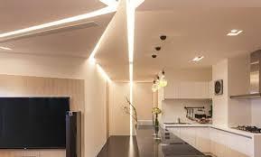faux plafond cuisine spot dalle led salle de bain trendy miroir led evan with dalle led salle
