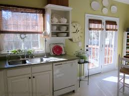 organized space of the week kitchen