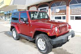 used 2009 jeep wrangler 4wd manual transmission rocky mountain
