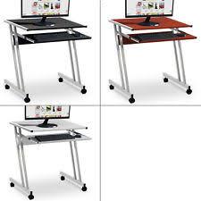 bureaux en verre bureaux et tables d ordinateur en verre pour la maison ebay