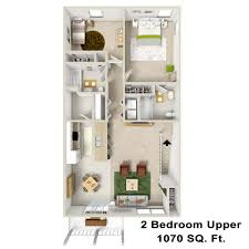 Floor Plans For 2 Bedroom Apartments 2 Bedrooms Apartment Find A Home Temple 25 More 3 Bedroom 3d