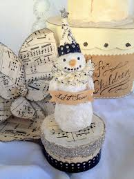 Paper Mache Ideas For Home Decor Retro Inspired Purple And White Christmas Decorations Diy Craft