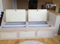 how to build a storage bench corner storage bench corner