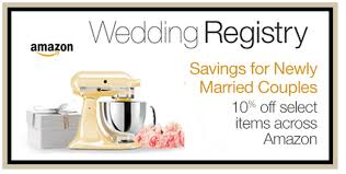 wedding registry deals wedding registry 10 code for newly married