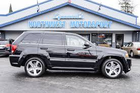 2007 jeep grand cherokee srt 8 4x4 northwest motorsport