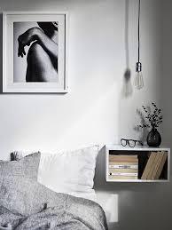 Nightstand With Shelf The Floating Nightstand Nightstands Bedrooms And Room