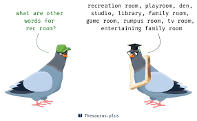 Terms Playroom And Rec Room Have Similar Meaning - Family room meaning