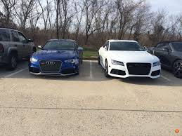 lexus isf vs audi rs5 rs5 and rs7