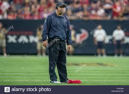 Houston Texans Flags Houston Texas Usa 27th Sep 2015 Houston Texans Head Coach