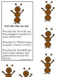 let u0027s be a like a ant proverbs 6 6 7 8 proverbs pinterest