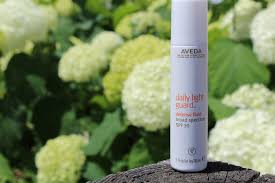 aveda daily light guard sun protection tres jolie solace thiensville wi