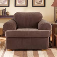 sure fit chair slipcover buy sure fit chair slipcovers from bed bath beyond