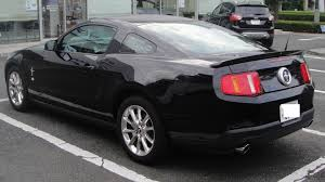 2010 Mustang Black Ford Mustang Wikiwand