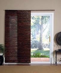 Side Door Blinds Panel Track Blinds For The Balcony Door Would Be Smart To Have