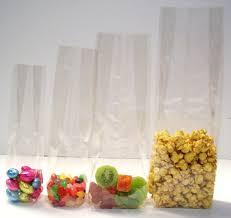 stand up high barrier cello bags bopp polypropylene