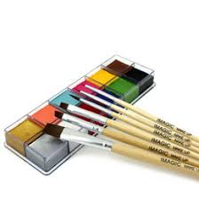 face paint brush set online face paint brush set for sale
