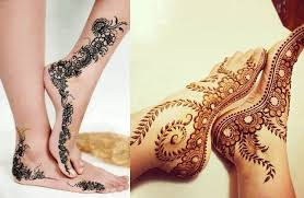 15 mehandi designs for legs the list for a to be
