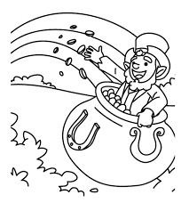 271 Free Printable St Patrick S Day Coloring Pages A Coloring