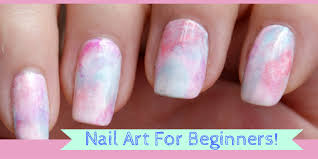 Easy And Striking Nail Art Designs For The Beginners Lifestyle - At home nail art designs for beginners