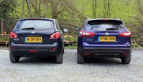 nissan suv back nissan qashqai u2013 ten years on feature the car expert