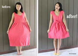 49 dresses diy inspiration for goodwill dresses this lady does