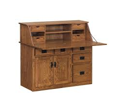desk types amish secretary desks boston read write completely different