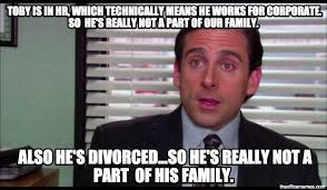 Hr Memes - the 6 best michael scott explanations for awkward situations