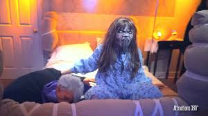 what are the halloween horror nights hours the exorcist horror maze experience hollywood halloween horror