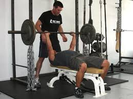 Bench Without A Spotter Make The Bench Press A Whole Lot Easier