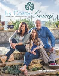 La Costa Living Magazine  Kuepper Family  Marcy Browe Photography