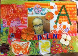 angela anderson art blog mixed media keepsake boxes kids art class