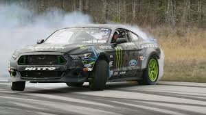 drift jeep watch this 900 horsepower mustang drift effortlessly roadshow