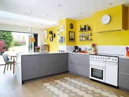 before and after open plan kitchen diner extension good homes