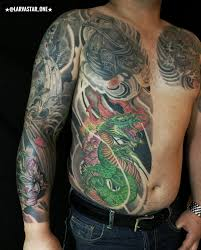 larvastar one tattoo artist bio