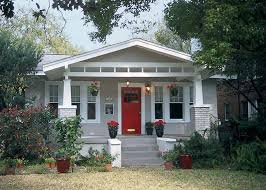 light gray house with red door house of style pinterest red