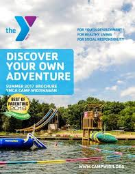 Backyard Adventures Of Middle Tennessee 2017 Ymca Camp Widjiwagan Summer Brochure By Ymca Of Middle