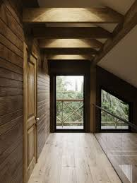 country house in chalet style by dmitriy kurilov u2013 sortra