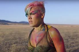 singer pink nude pink music videos the 10 best billboard