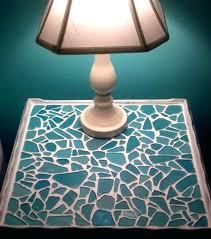 sea glass home decor decor with sea glas ad colored glass home decor sea glass cottage