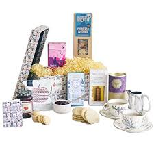 Sugar Free Gift Baskets Deluxe Diabetic Hamper Free Gift Card Luxury Reduced Sugar