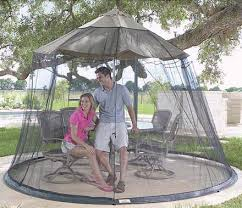 Patio Umbrella With Screen Enclosure Patio Umbrella With Netting Inspirational On Patio Umbrella