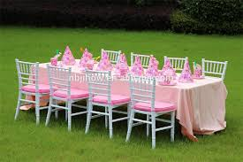 party chairs factory direct supply kids resin chiavari chair for party buy